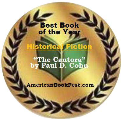 American Book Fest's Best Book of the Year — Historical Fiction